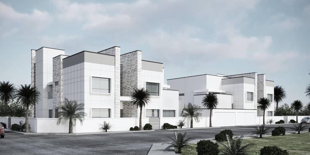 Commercial Villas