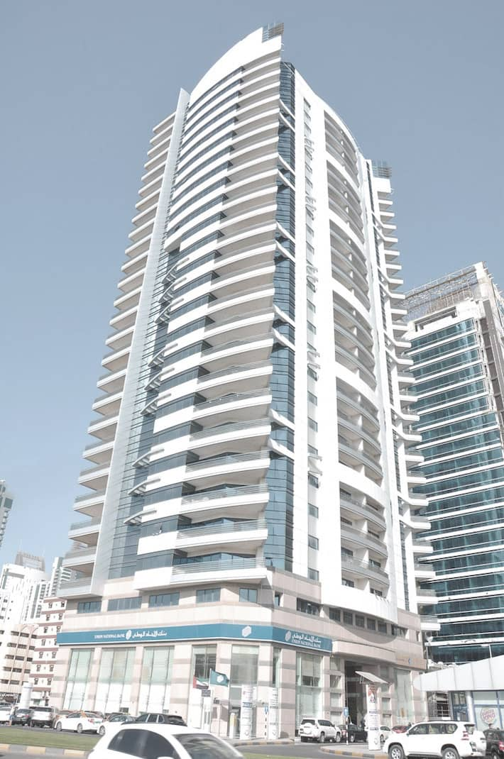 30 Storied Commercial Building on the Buhairah Corniche - Sharjah