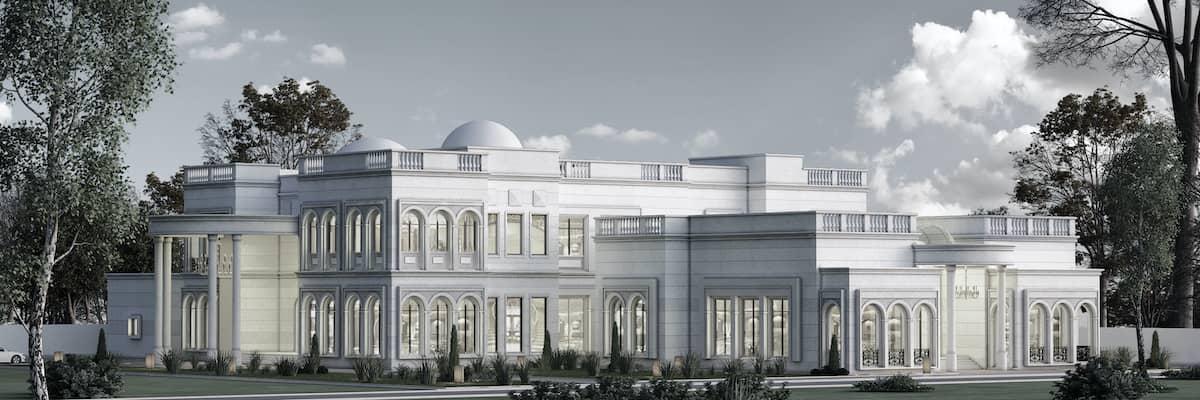 Obaid Al Shamsi Villa